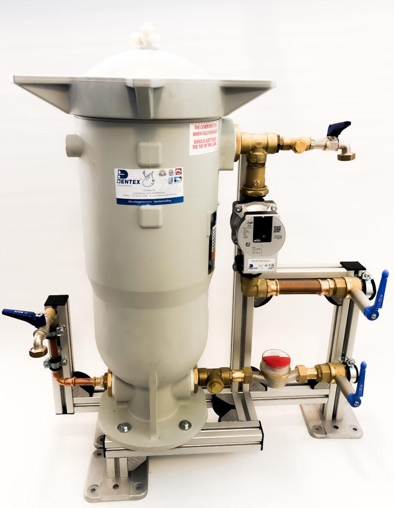 Pentex filterstasjon kjøleanlegg